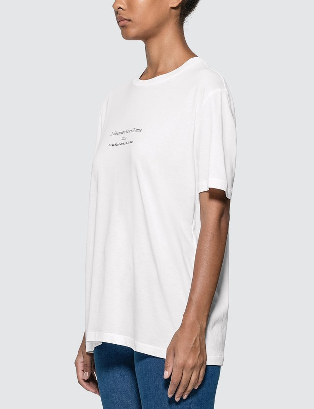 Stella McCartney Classic T-shirt White Women