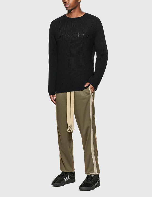 Moncler Crewneck Knitted Sweater