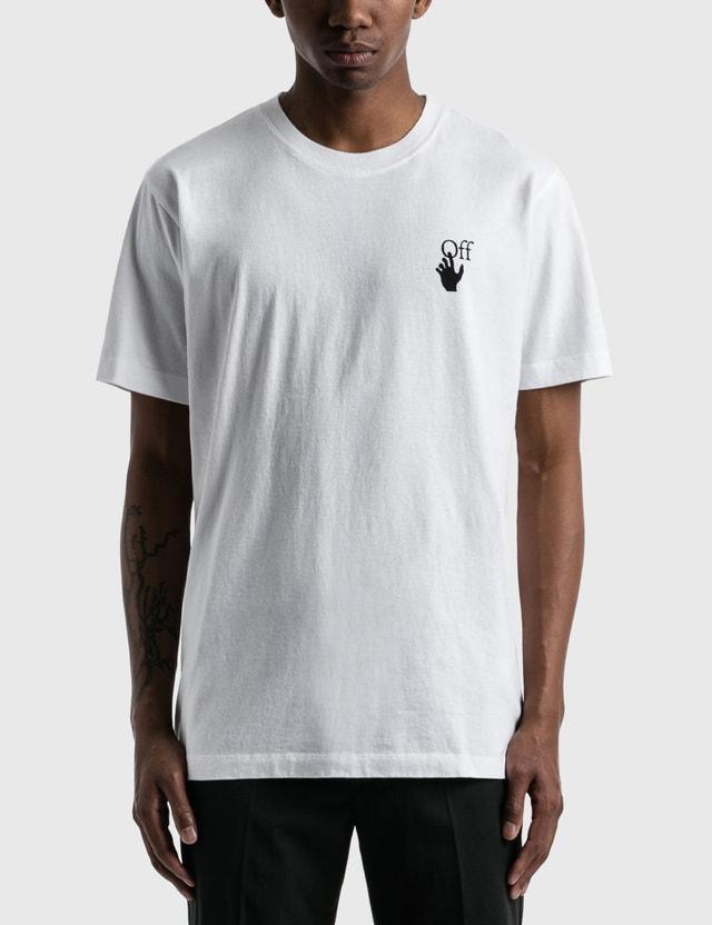 Off-White Marker Slim T-shirt White Men