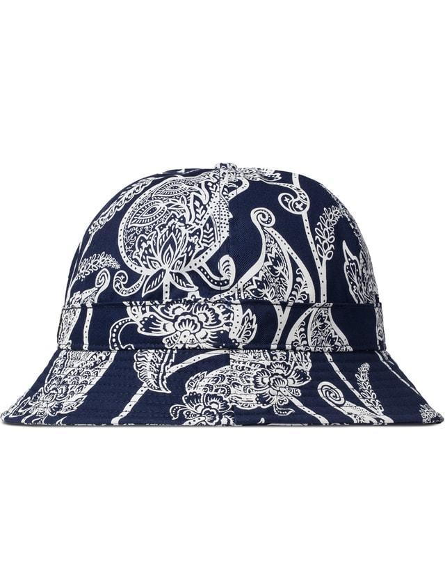 b6147c49766 10.Deep - Navy J. Evans 6 Panel Bucket Hat