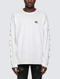 The Quiet Life Rose L/S T-Shirt Picture