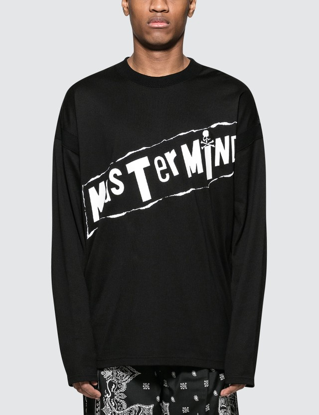 Mastermind World L/S T-Shirt