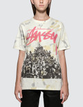 Stussy Beach Mob Short Sleeve T-shirt Picture