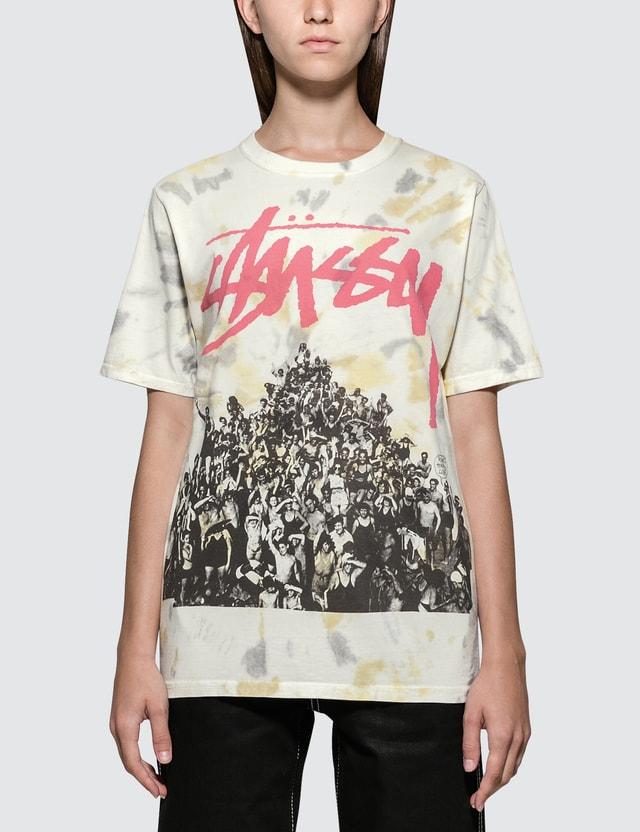 78678b6e818 Stussy - Beach Mob Short Sleeve T-shirt