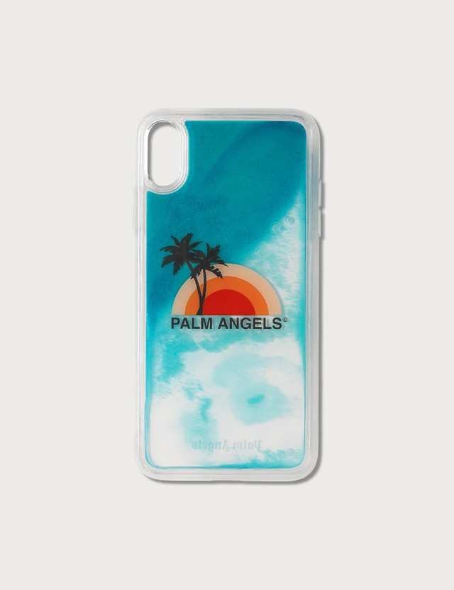 Palm Angels Sunset iPhone Case Xs White Mult Unisex