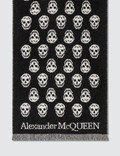 Alexander McQueen 리버서블 업스 스카프