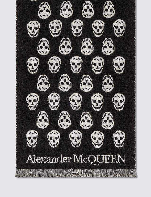 Alexander McQueen Reversible Upside Down Scarf
