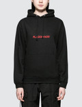 Places + Faces Logo Hoodie Picture