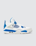"Jordan Brand Air Jordan 4 Retro 2012 ""Military Blue"" Picture"