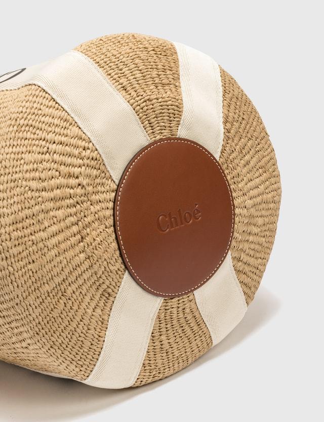 Chloé Large Woody Basket