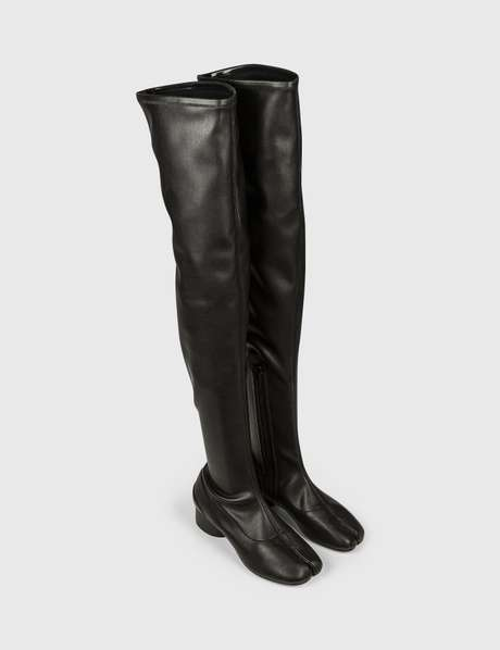 메종 마르지엘라 Maison Margiela Tabi Over-the-knee Boots