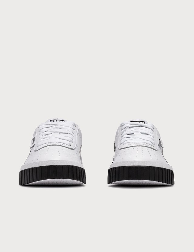 Puma Cali Brush Puma White - Puma Black Women