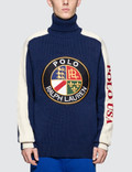 Polo Ralph Lauren Turtle Neck Knitwear Picture
