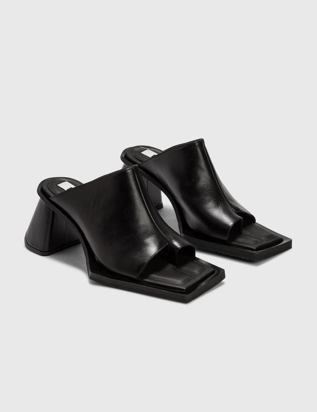 Eytys Naomi Black Heels Black Women