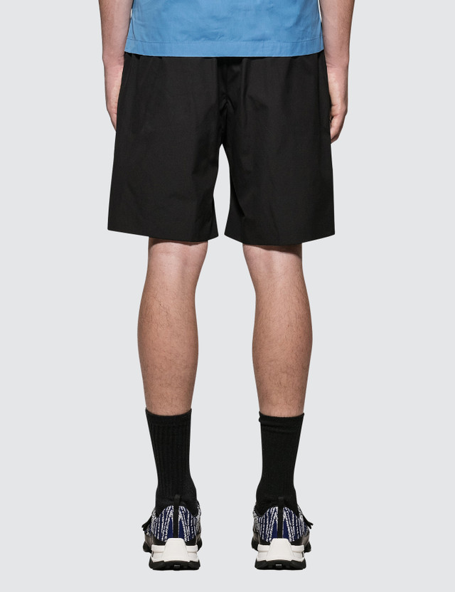 Stella McCartney Wide Leg Dress Shorts