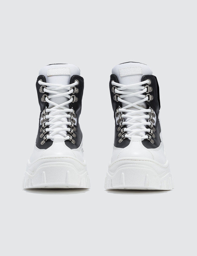 MSGM Chucky High Top Sneaker