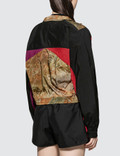 Heron Preston Camo Turtleneck Zip Jacket