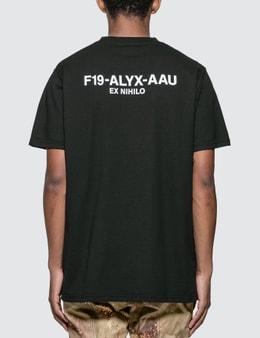 1017 ALYX 9SM Visual T-Shirt