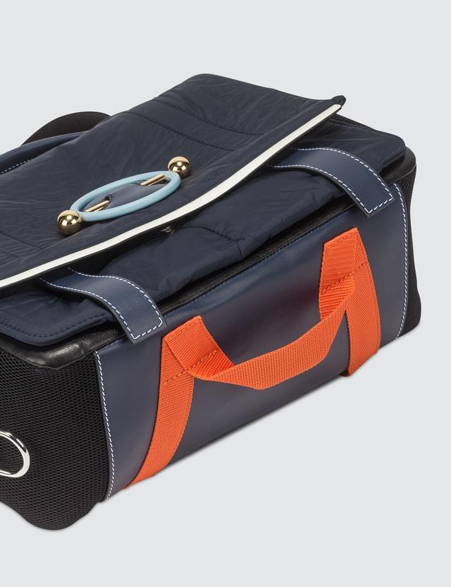 JW Anderson Nylon Satchel Shoulder Bag