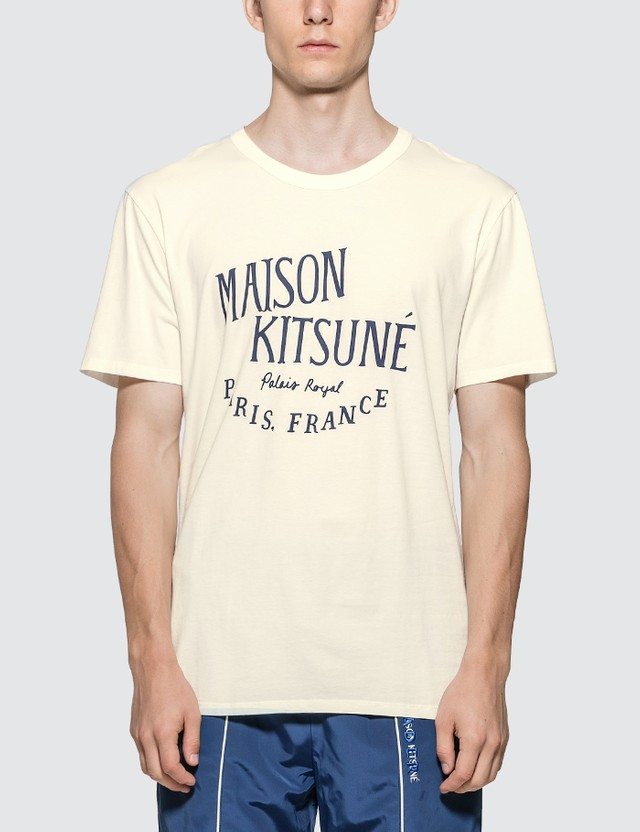 Maison Kitsune Palais Royal T-Shirt