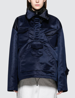 Maison Margiela Techno Canvas Anorak Jacket