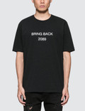 """Undercover """"Bring Back 2089"""" T-shirt Picture"""