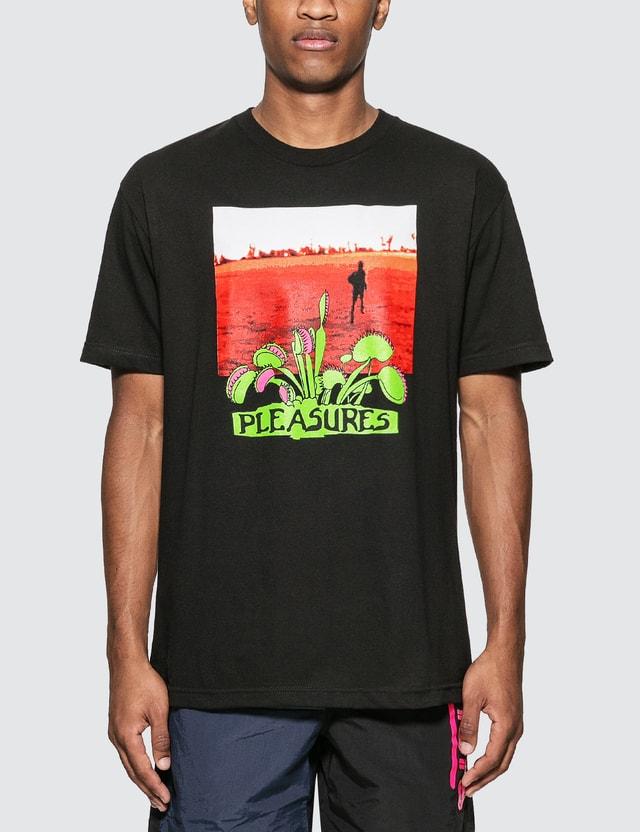 Pleasures Trapped T-Shirt Black Men