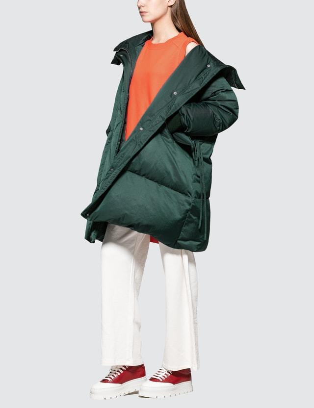 MM6 Maison Margiela Puffed Nylon Jacket