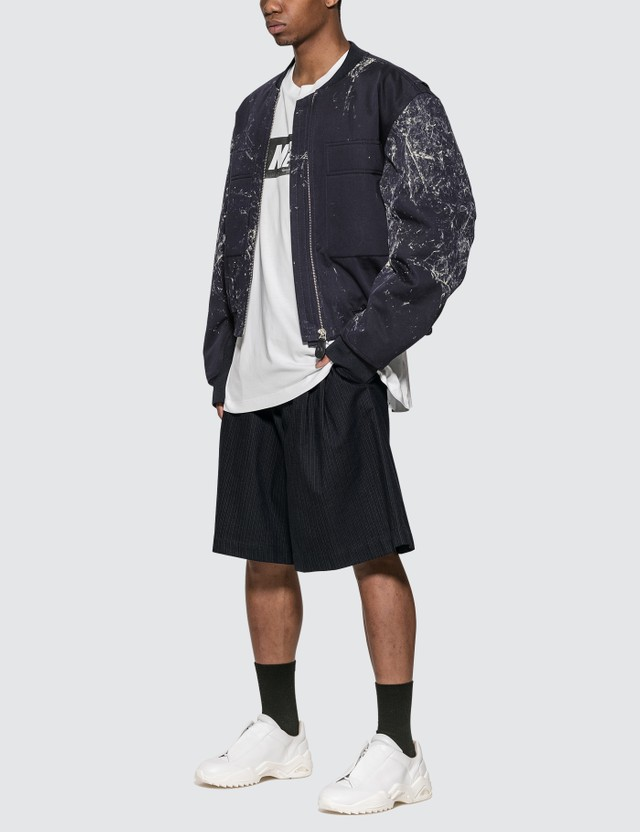Maison Margiela Paint Splatter Jacket