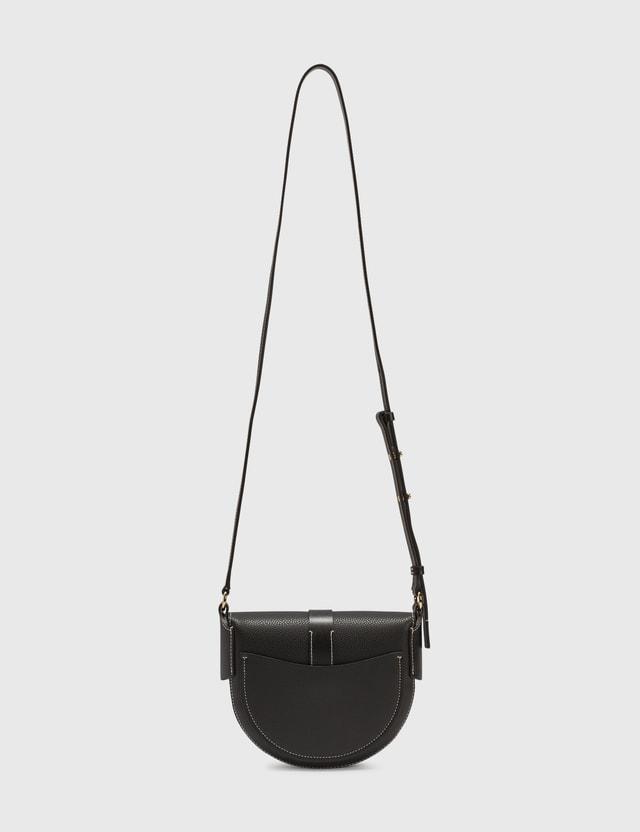 Chloé Small Darryl Saddle Bag Black Women