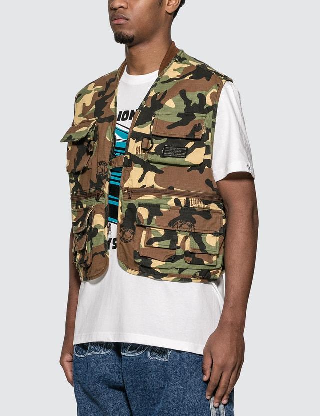 Billionaire Boys Club BB Utility Vest