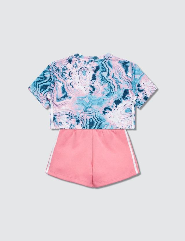 Adidas Originals Marble Shorts Set