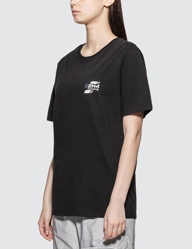 C2H4 Los Angeles Company Logo T-shirt