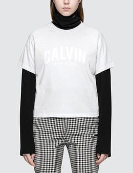Calvin Klein Jeans Raglan Logo S/S T-Shirt