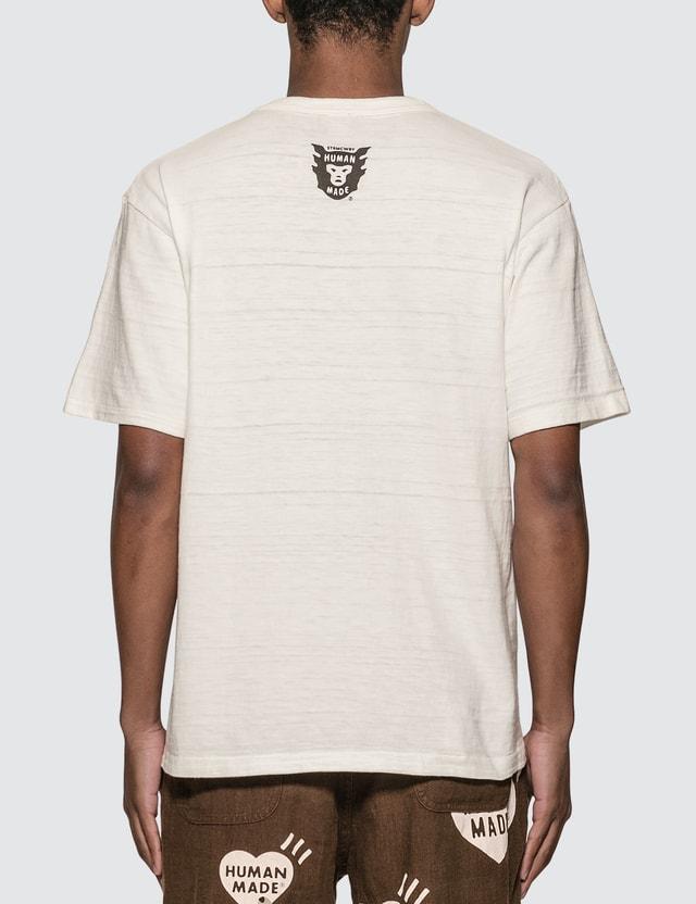 Human Made T-Shirt #1908 White Men
