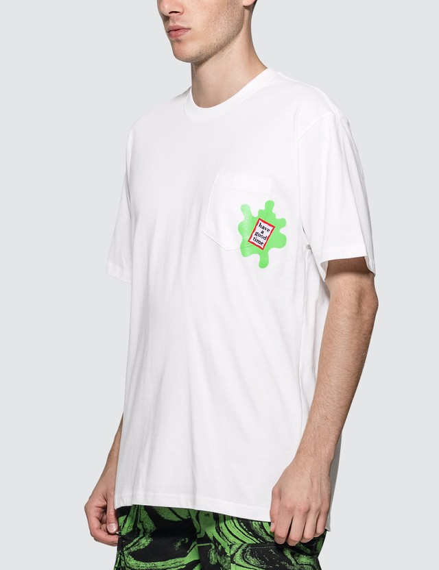 Have A Good Time Amoeba Pocket T-shirt