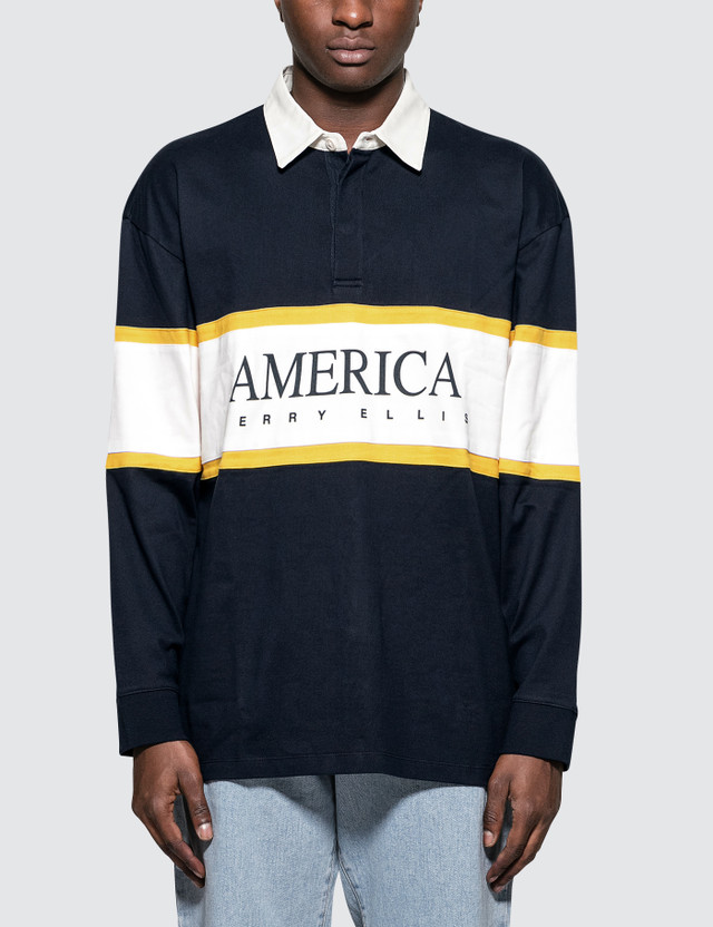L S Rugby Shirt