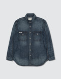 FOG - Fear of God Fog - Fear Of God Denim Shirt Picutre
