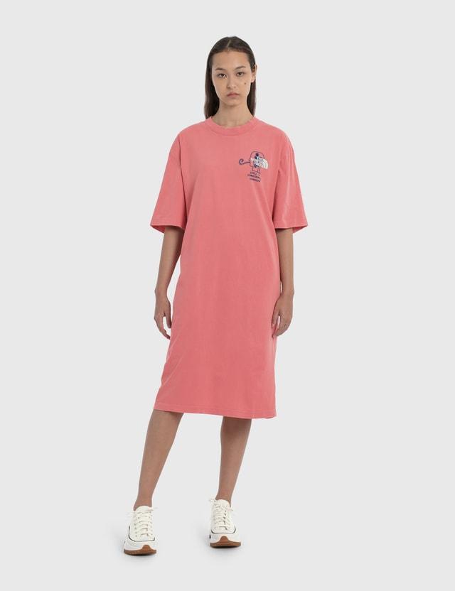 Brain Dead Brain Dead x The North Face T-Shirt Dress