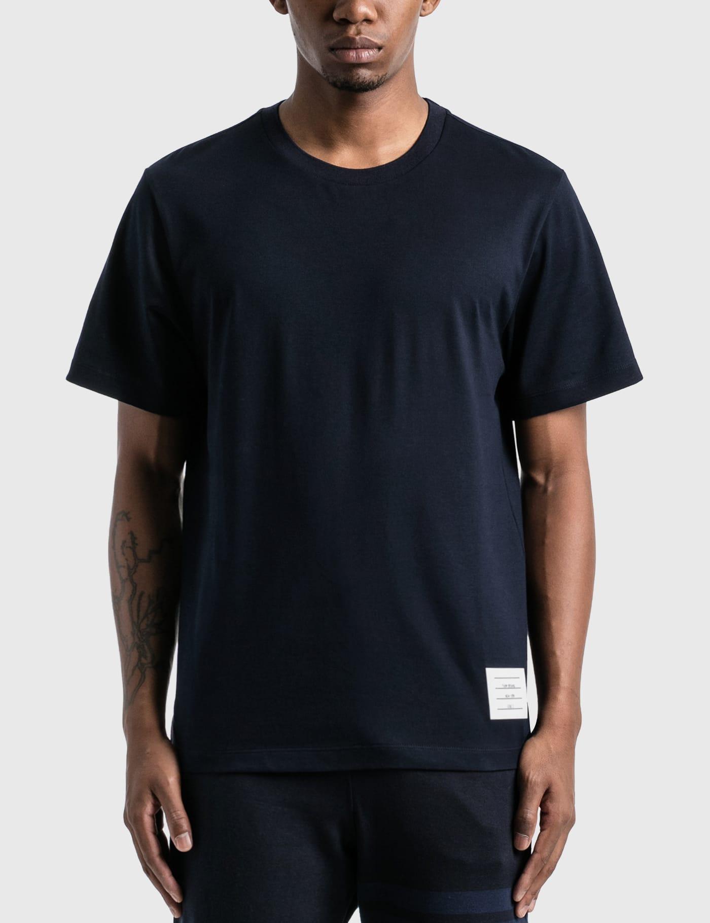 Side Slit Relaxed T-Shirt