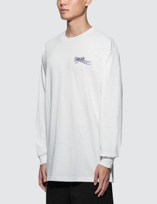 Pizzaslime Oprah 2020 Long Sleeve T-Shirt