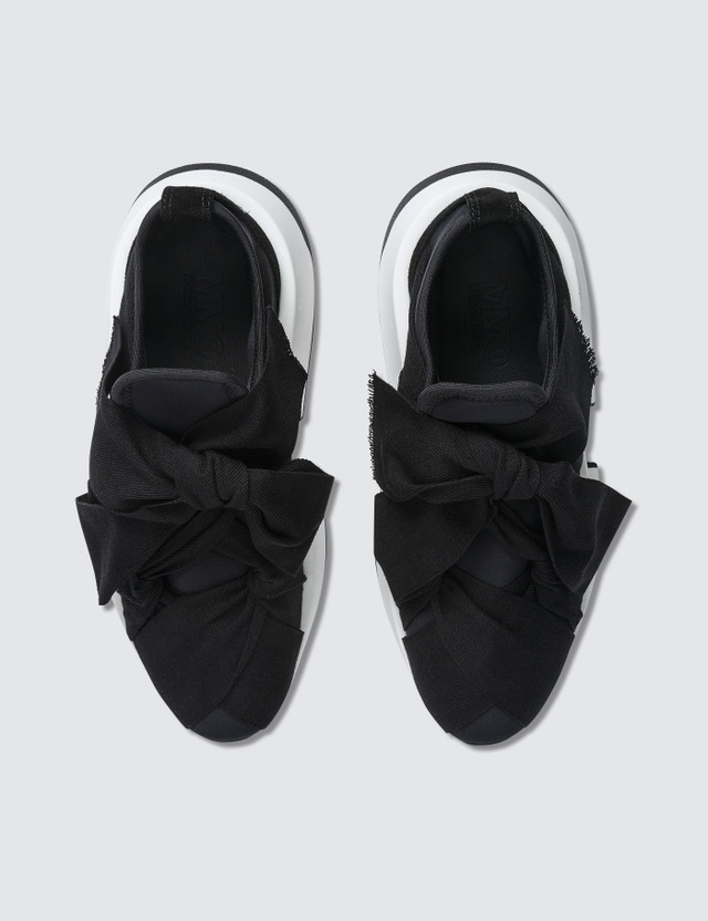 MM6 Maison Margiela Bow Sneakers