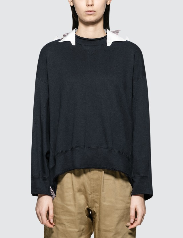 Undercover Reconstructured Sweatshirt