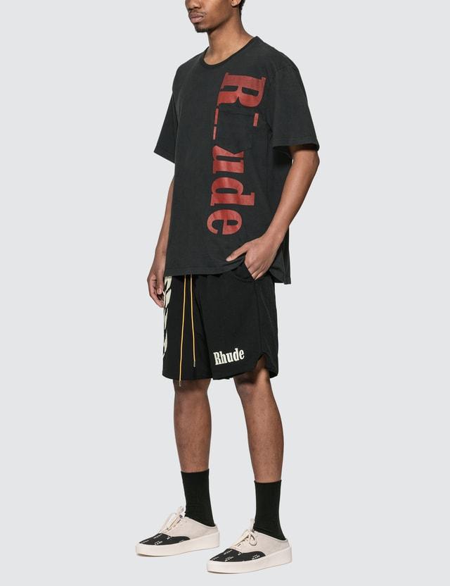 Rhude Pocket Logo T-Shirt
