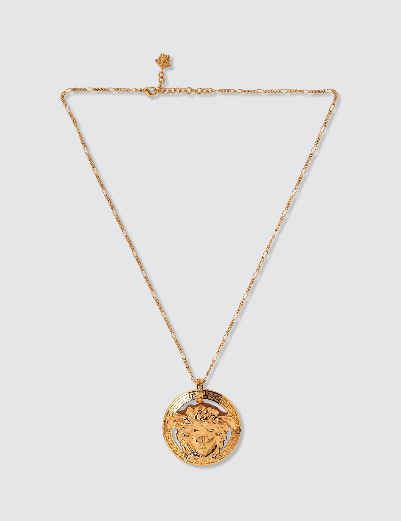 Medusa Keros Long Necklace