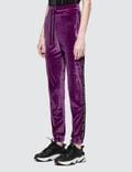 Marcelo Burlon County Tape Pants