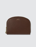A.P.C. Demi-lune Zip Wallet Picture
