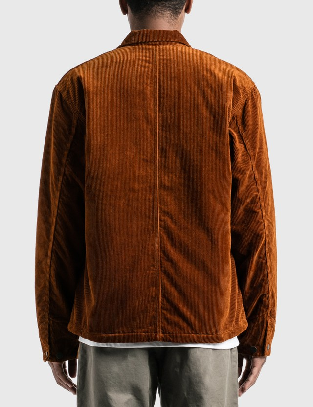 Carhartt Work In Progress Michigan Coat Brandy Men