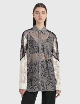 KOCHÉ Lace Shirt