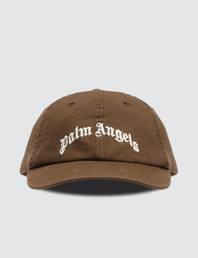 Palm Angels Arch Logo Cap